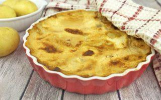Gratin dauphinois, dalla Francia un delizioso secondo piatto vegetariano