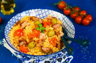 Cous cous con tonno, la tradizione siciliana a tavola