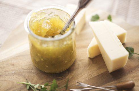 Marmellata di peperoni bianchi: per accompagnare carne o formaggi