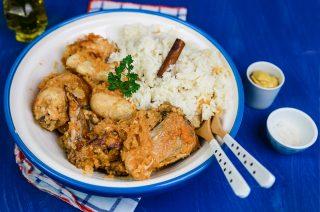 Pollo yassa, cucina senegalese