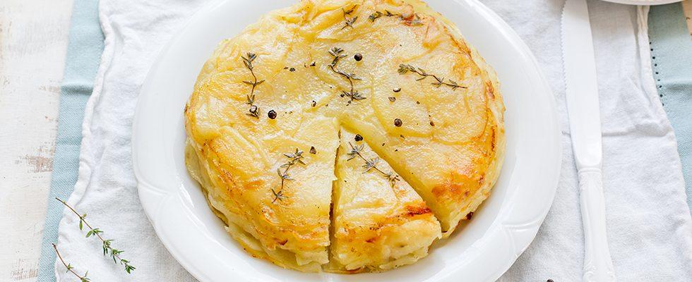 Pommes Anna: contorno della cucina francese