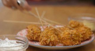 Salmone allo zenzero, per un aperitivo originale