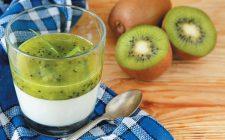 La salsa al kiwi per panna cotta con la ricetta semplice
