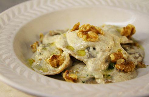 Il condimento per ravioli ai funghi in 5 ricette semplici