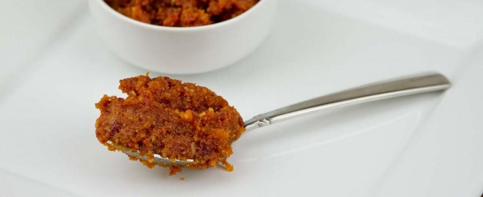 Una chicca per golosi: la salsa rossa della Garfagnana