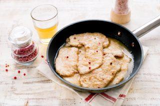 La ricetta delle scaloppine di maiale alla birra