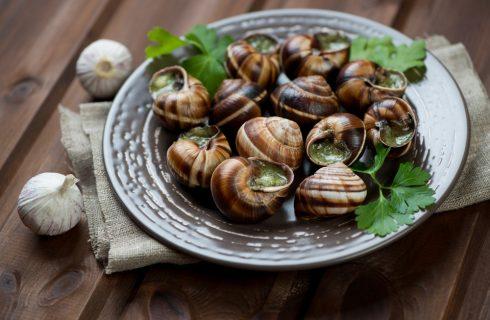 Escargot à la Bourguignonne: cucina francese