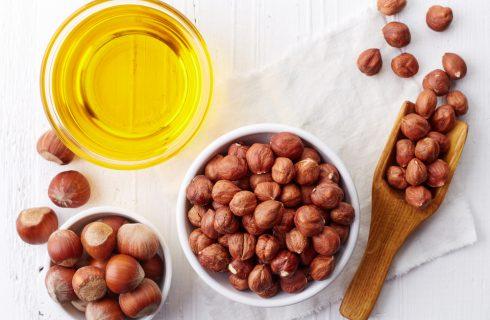 Non solo da sgranocchiare: gli oli di frutta secca
