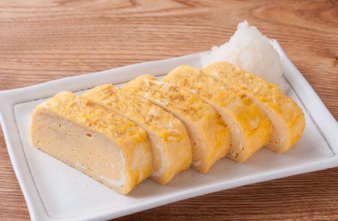 Tamagoyaki: ricetta giapponese