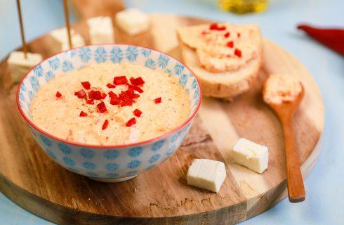 Tirokafteri, salsa tradizionale greca