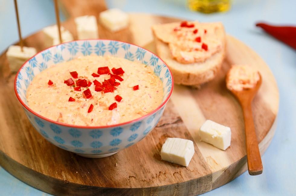 Ricetta tirokafteri agrodolce for Una salsa da cucina cinese