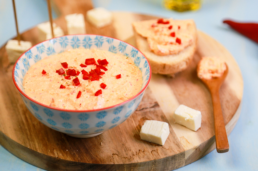 tirokafteri salsa tradizionale greca