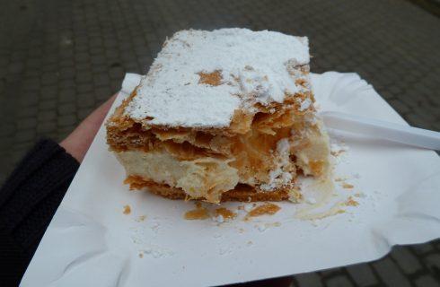 La ricetta della torta alla crema del papa Wojtyla