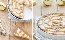 La ricetta della torta di mele soffice e alta