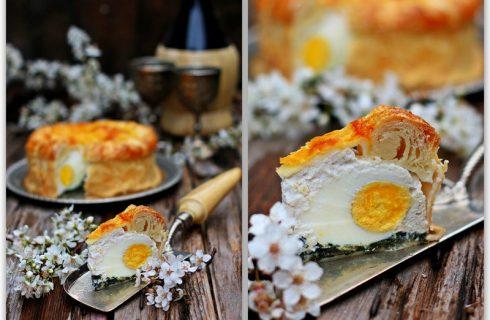 La ricetta della torta pasqualina con il Bimby