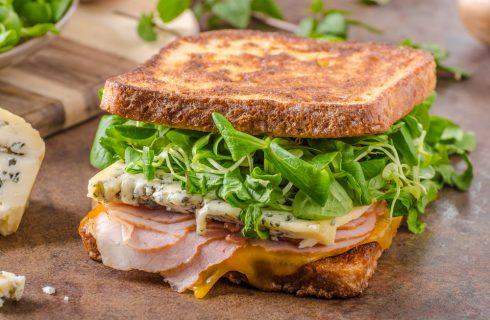 Panino al gorgonzola: per il pic nic