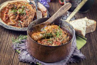 Pollo alla basca, il pollo coi peperoni versione spagnola