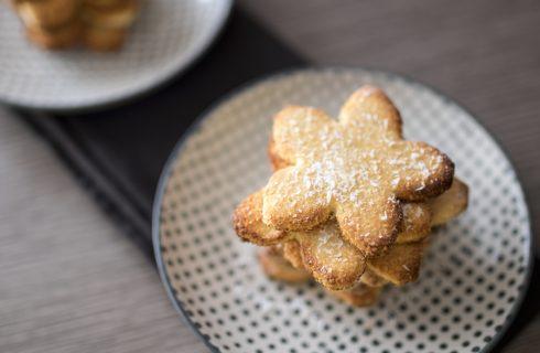 Biscotti con farina di mandorle: per l'ora del tè