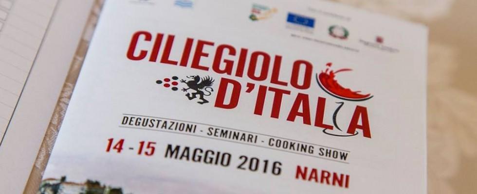 Scoprire vitigni: Ciliegiolo d'Italia a Narni