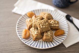 Biscotti con farina integrale ripieni