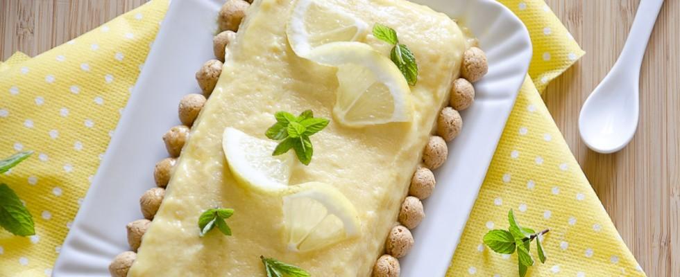 Bonet al limone, alternativa fresca alla tradizione