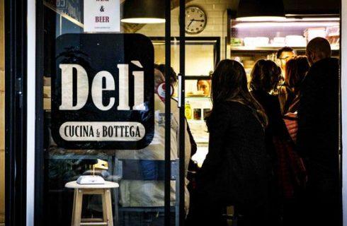 Pranzare a Roma: Deli Cucina&Bottega