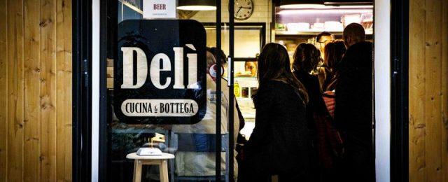 Pranzare a Roma: Deli Cucina e Bottega
