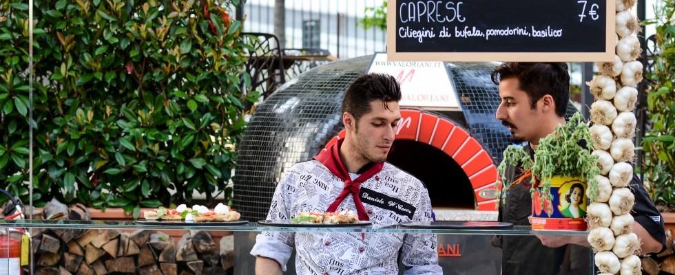 La Buonerìa di Firenze: tante pizze, un solo luogo