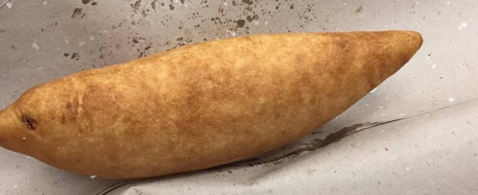 A Napoli arriva la pizza fritta senza glutine o ripiena di gelato