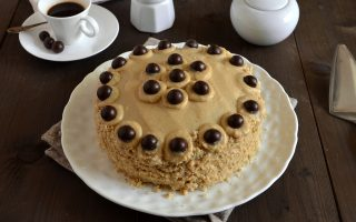 Torta moka, ricetta golosa per gli amanti del caffè
