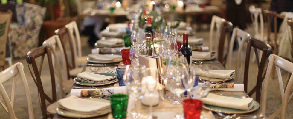 Come un supper club: le cene segrete di Tuscany People