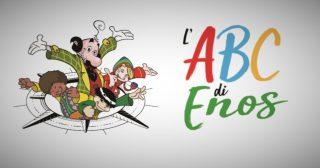 L'ABC di Enos: agli Internazionali di Tennis il via al progetto
