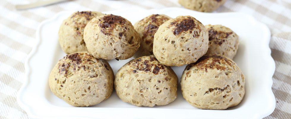 Biscotti vegani al caffè, semplici e golosi
