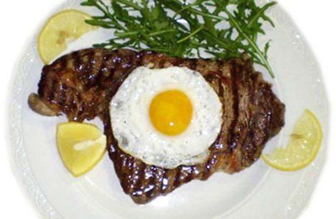 Bistecca alla Bismark: storia e ricetta