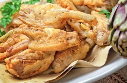 I carciofi fritti in pastella con la ricetta facile e sfiziosa