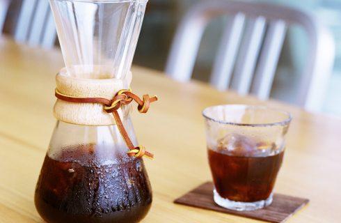 Per l'estate e non solo: il cold brew coffee