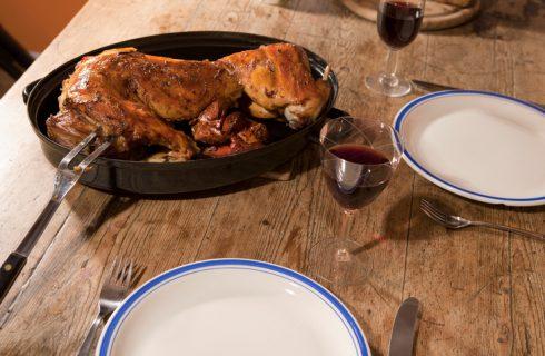 Coniglio al brandy, il secondo speciale per il pranzo della domenica