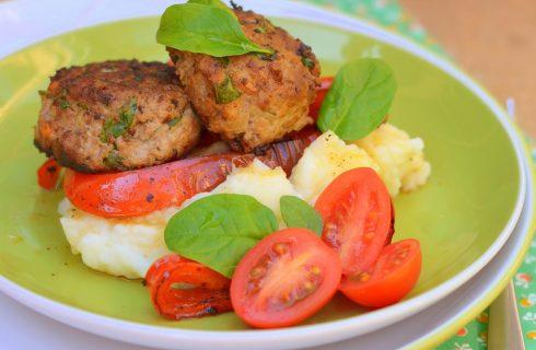 La ricetta delle crocchette di spinaci e patate