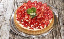 Le ricette dei dolci con le fragole per la Festa della mamma