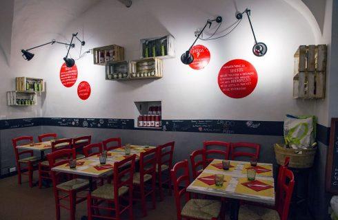 Crudo fa la Pizza, Torino