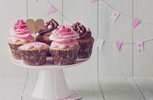 Festa della mamma: i cupcake più buoni da da fare in casa