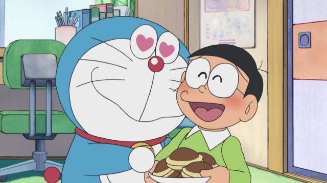 doraemon_vs_dorayaki