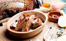 La ricetta del fagiano al forno