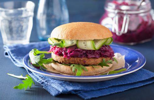 Come si prepara l'hamburger di seitan fatto in casa
