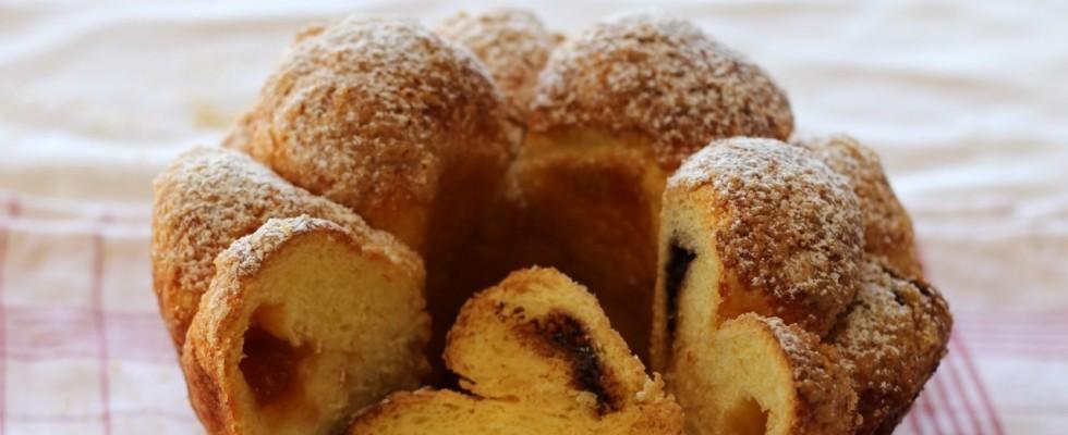 Monkey bread, per la colazione