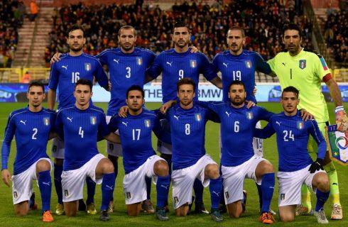 Costa d'Oro diventa partner della nazionale di calcio italiana