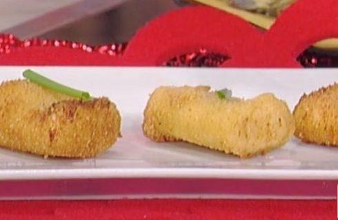 Come preparare i paccheri fritti ripieni di ricotta e mortadella