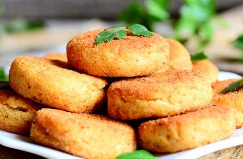 La ricetta delle polpette di asparagi senza uova