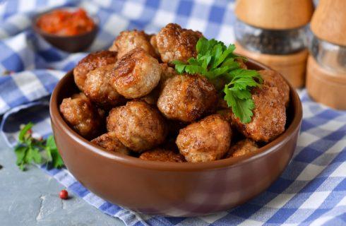 Come preparare le polpette di carne senza pane