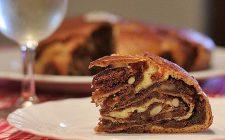 La ricetta per preparare la putizza slovena